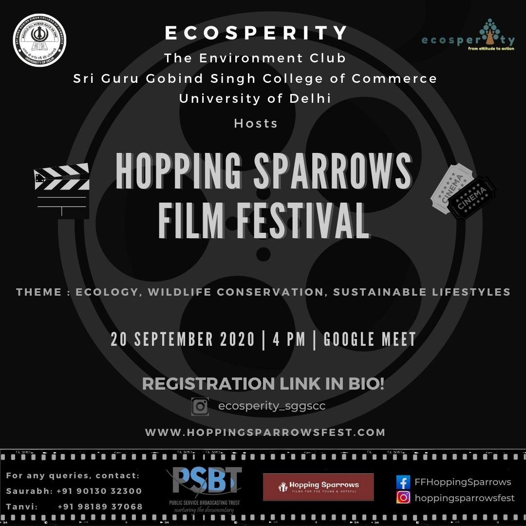 Hopping Sparrows Film Festival