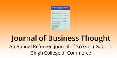 Journal of Business Thought